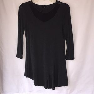 Cable & Gage Asymmetrical top